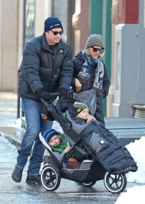 Naomi Watts & Family Heading To Children's Museum Of Arts