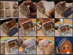 Stavba chaloupky ve dvanácti krocích