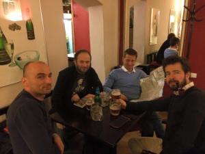 S uživateli Dusan Baco, Pavel Šuba, Radek Orsag a Ales Vasicek